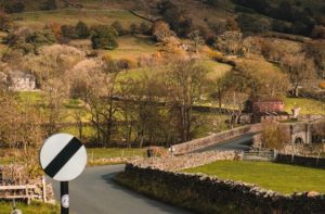 Village in the Yorkshire Dales