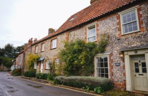 Village in Norfolk