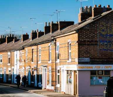 Terraced Houses In Chester